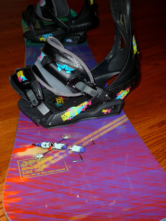 Salomon Drift Rocker