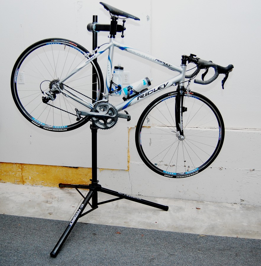 My new repair stand