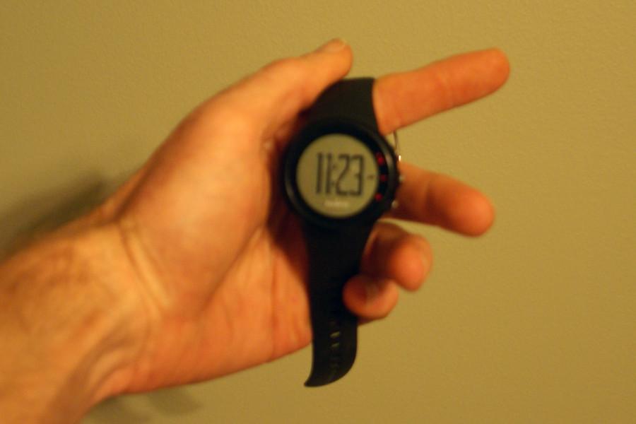 My Suunto M2 heart rate monitor