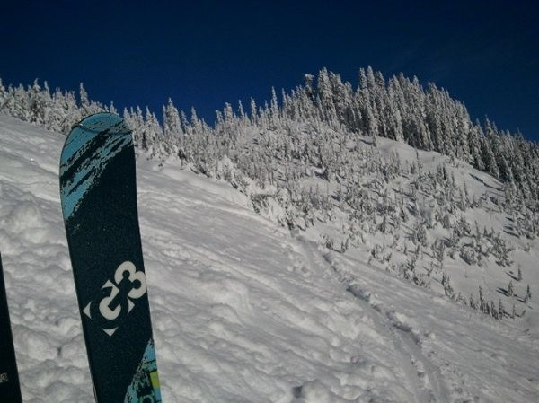 Snoqualmie backcountry