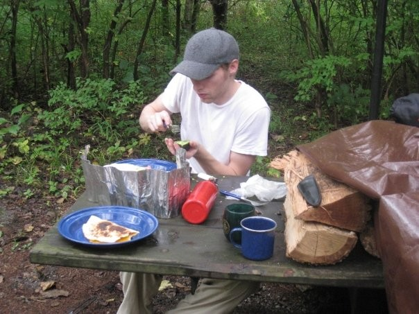No other backpacking stove exists.