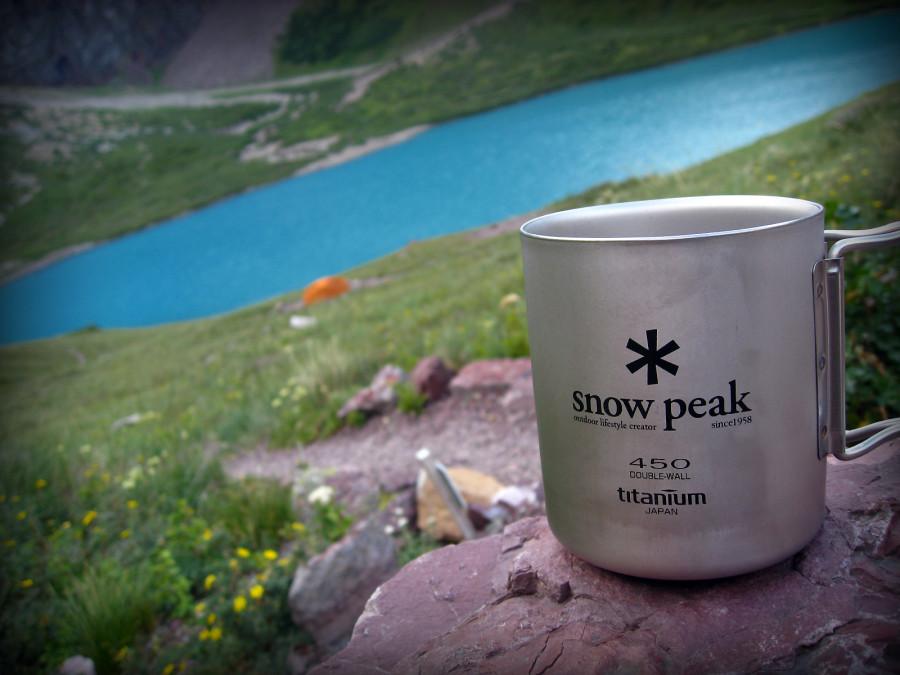Snow Peak 450