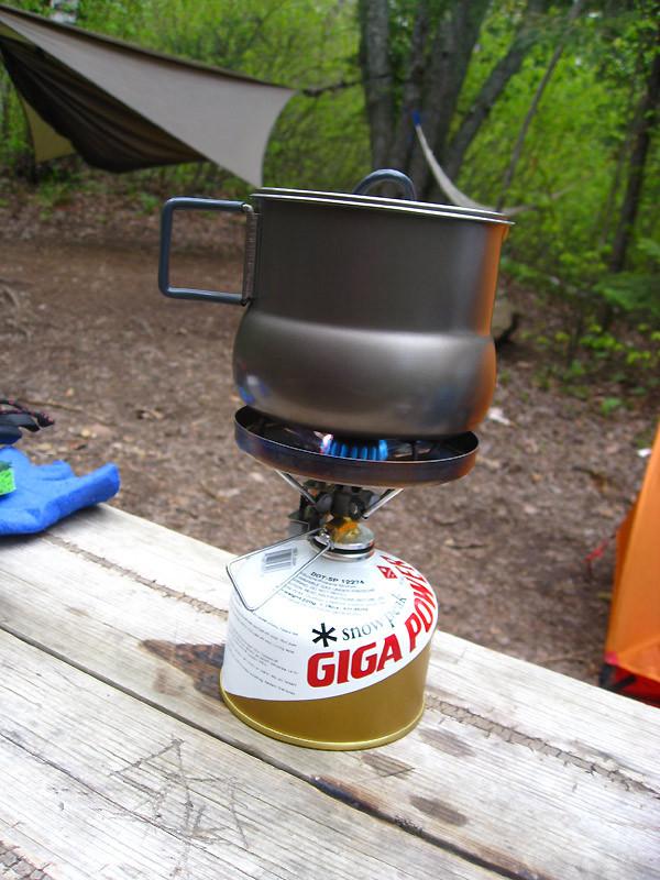 Gigi stove