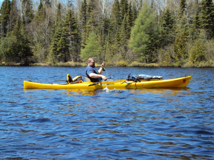 Heritage Kayaks FeatherLite 14 Kayak