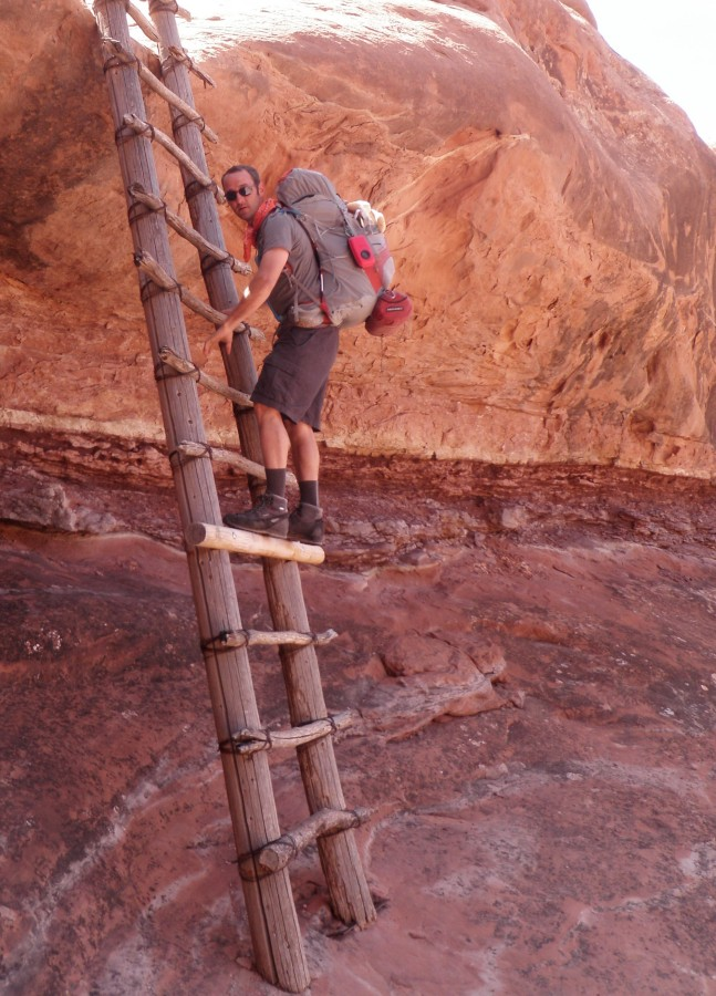Moab Ladder Exos 46