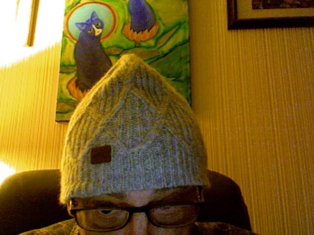 Nice warm cap