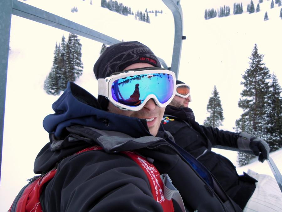 Ski Lift-Blue Sky Basin/ Vail
