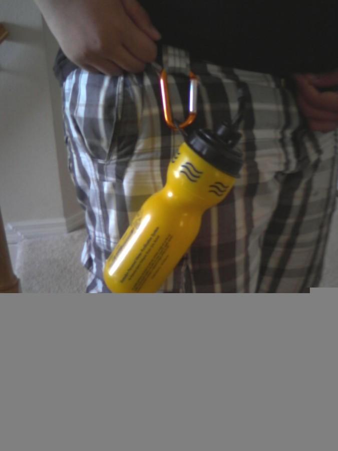 Katydyn Exstream Purifier Bottle