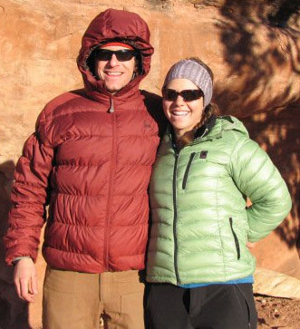 Sierra Design Gnar and Flex Hoodies in the Desert