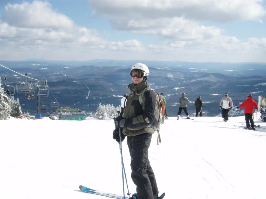 Great All-Mountain ski!
