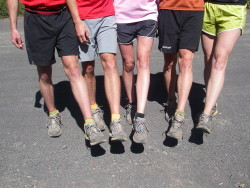 Fleet Feet Fun Run - Bend, OR June 2008