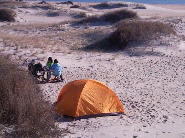 assateague island national seashore backcountry
