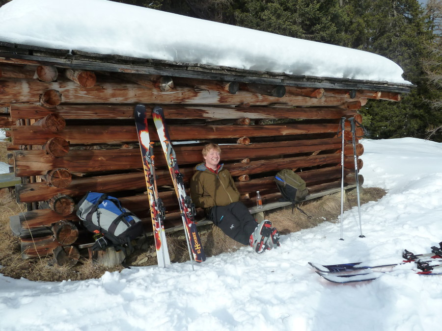 Great for ski touring