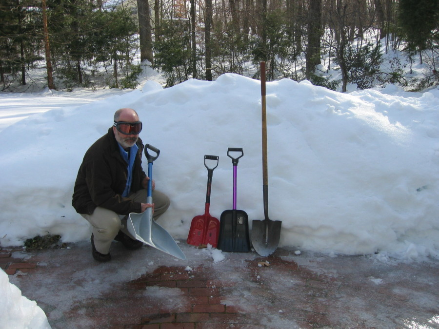 Which shovel do you want me to bring guys?