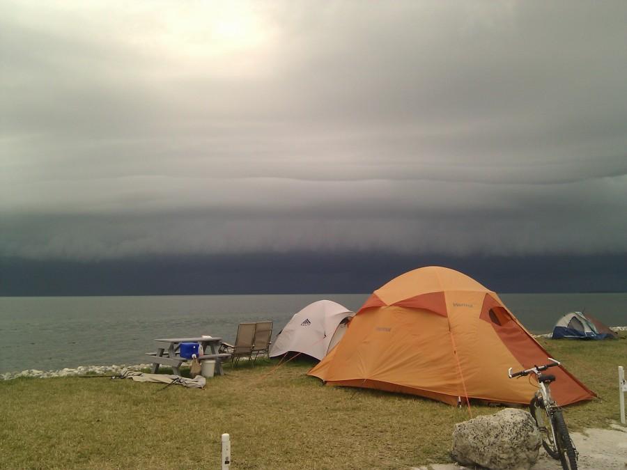 Storm Inbound