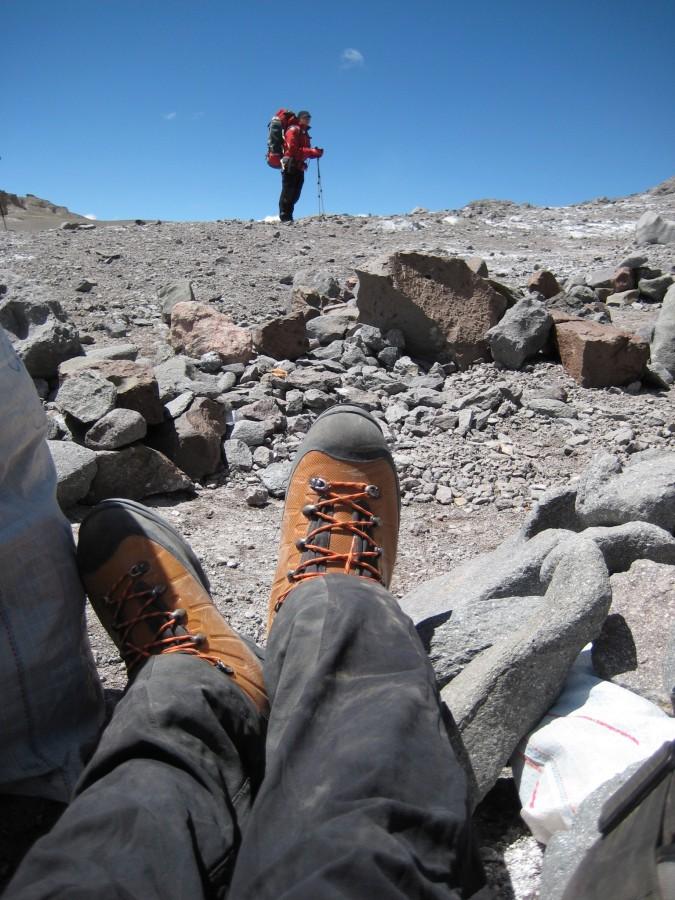 Aconcagua-18000 feet