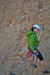 Cat Rappelling in Ama Dablam