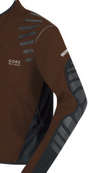 Brown Sleeve Detail