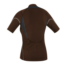 mocha brown back detail