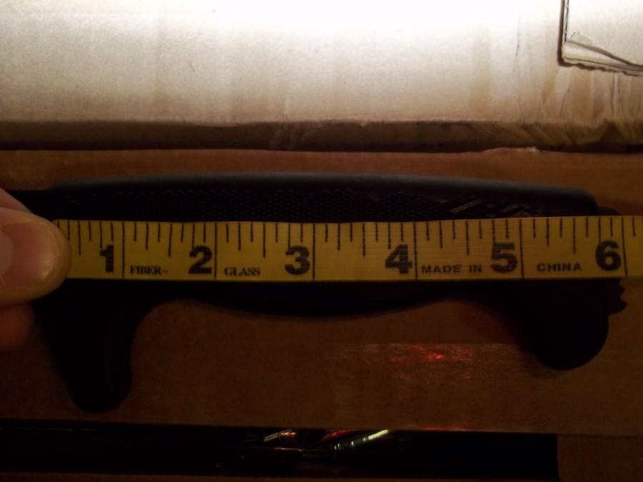 6 inch handle length