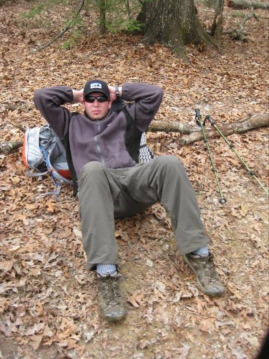 Trail pit stop