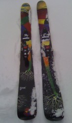 Great skis!