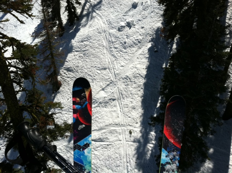 More than just a Park and Pipe ski