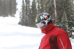 Poweder Bowl at A-Basin