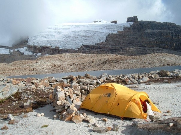 basecamp Cocuy Colombia
