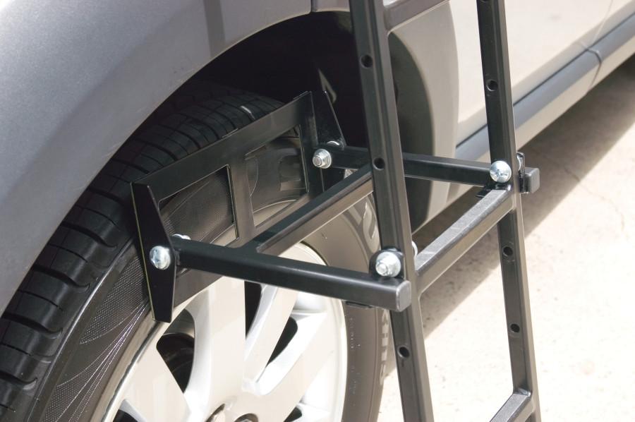 Ladder @ tire