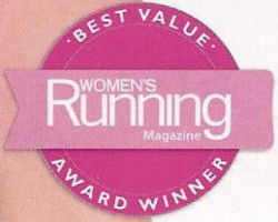 Women's Running Award Winner