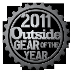Outside Magazine Gear of the Year 2011