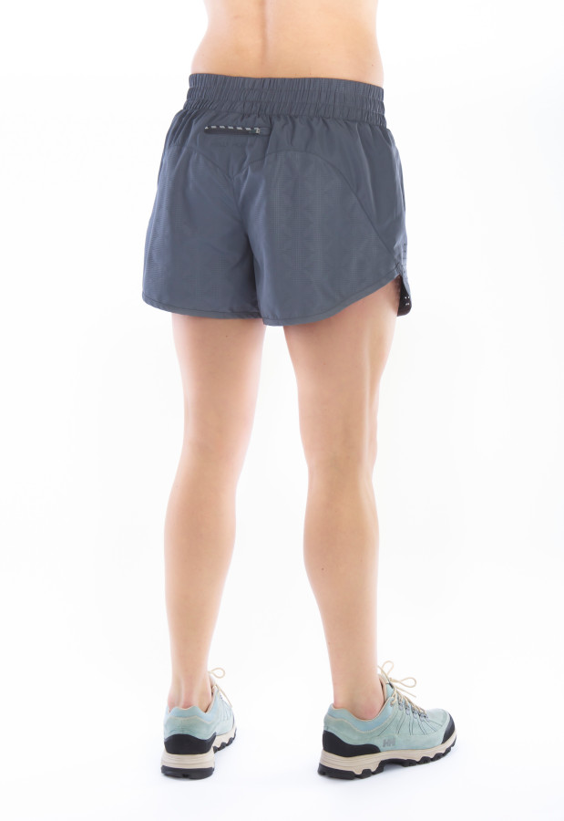 Women's Pace Short - Smoked Pearl