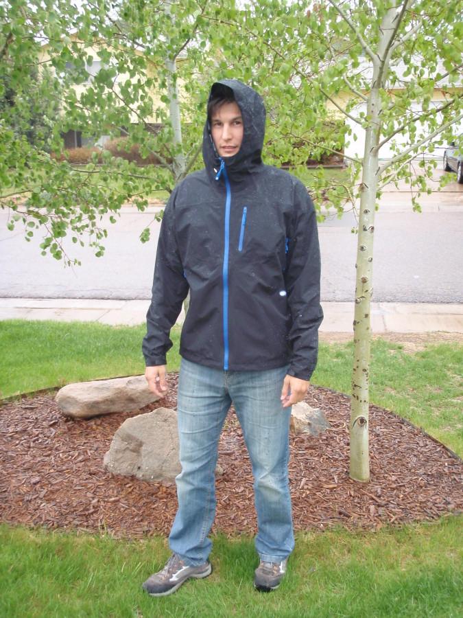 Great rain jacket