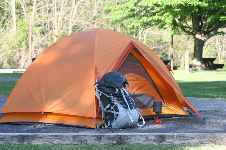 Best tent period