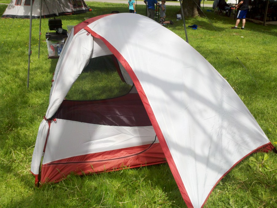 Good Tent, Great features