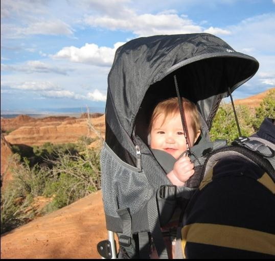 Best Child Carrier for Hiking