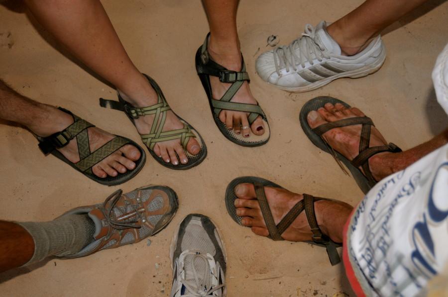 Perfect sandal