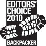 Backpacker Editors' Choice 2010
