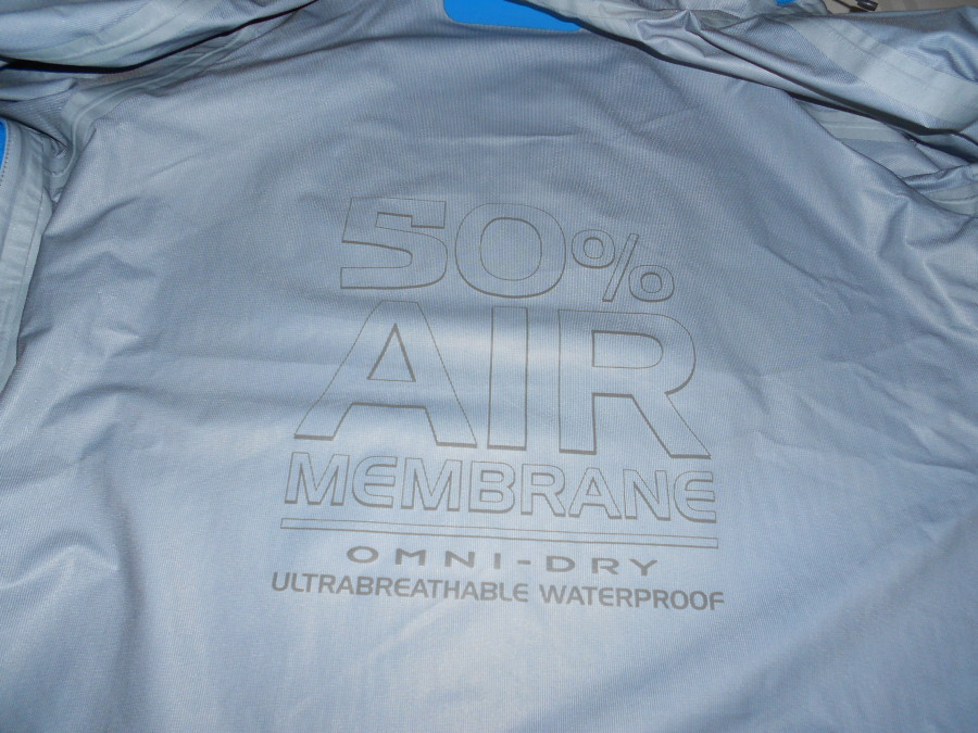 Super breathable fabric