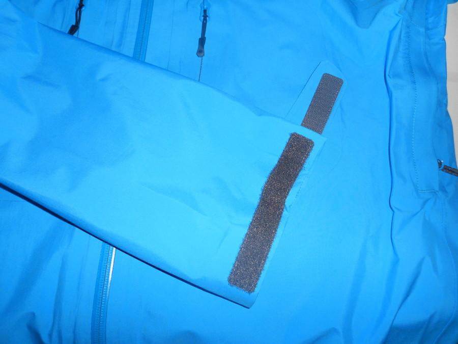 Velcro sleeves