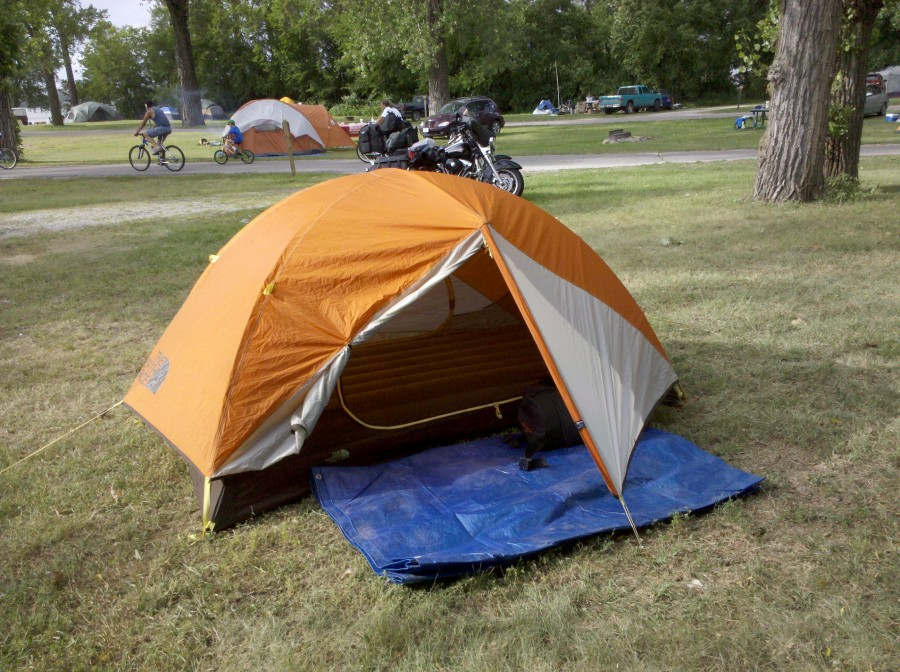 North Face Rock 22 tent