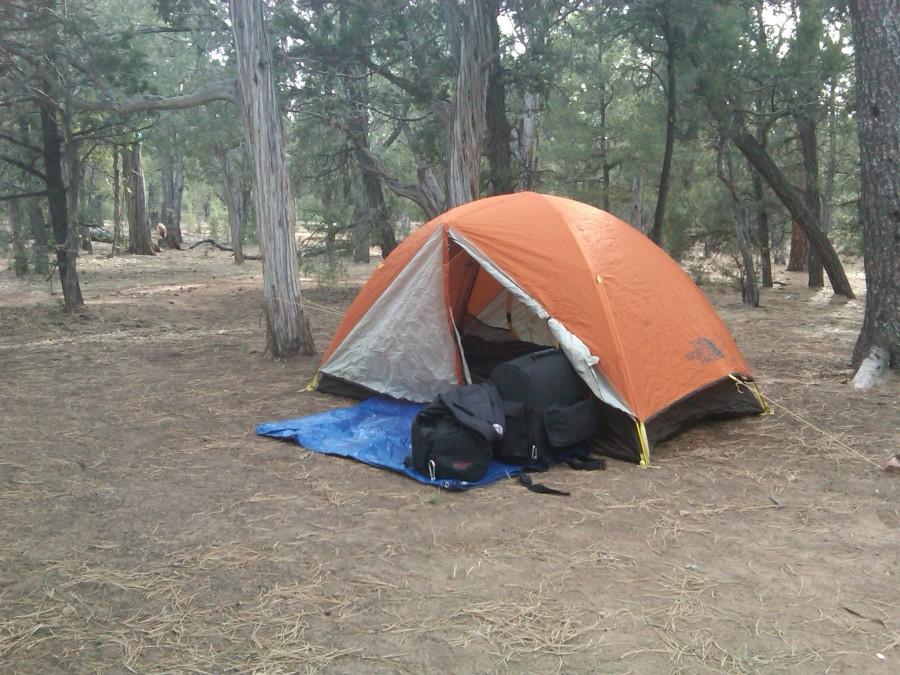 Versatile tent