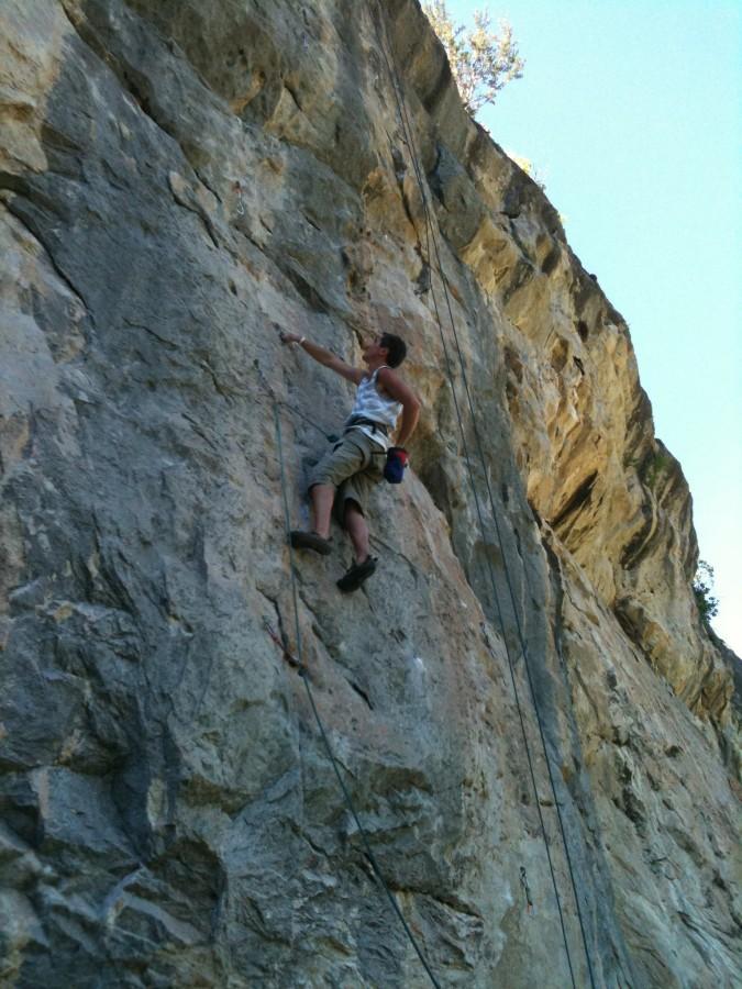 Perfect Climbing Shorts!