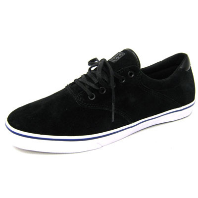 Gravis - Filter Black/Blue Suede