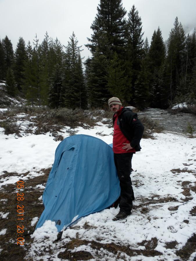 Boulder Mts: North Fork of the Big Wood River: Idaho