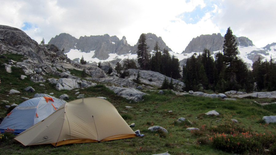 Ansel Adams Wilderness - near Ediza Lake