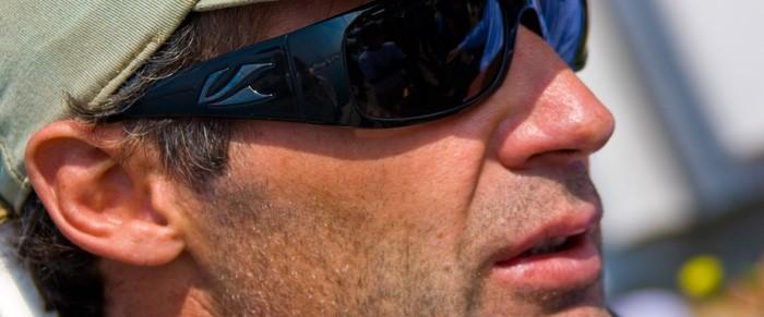 Mike Horn Internationally Renowned Adventurer wears Kaenon