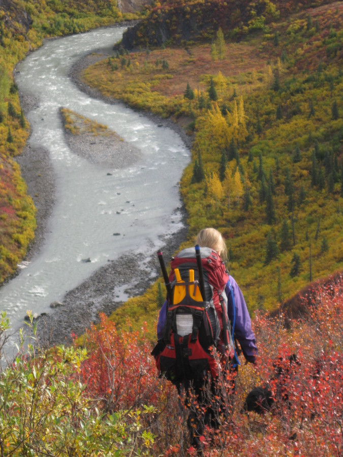 The test of the Alaskan Backcountry