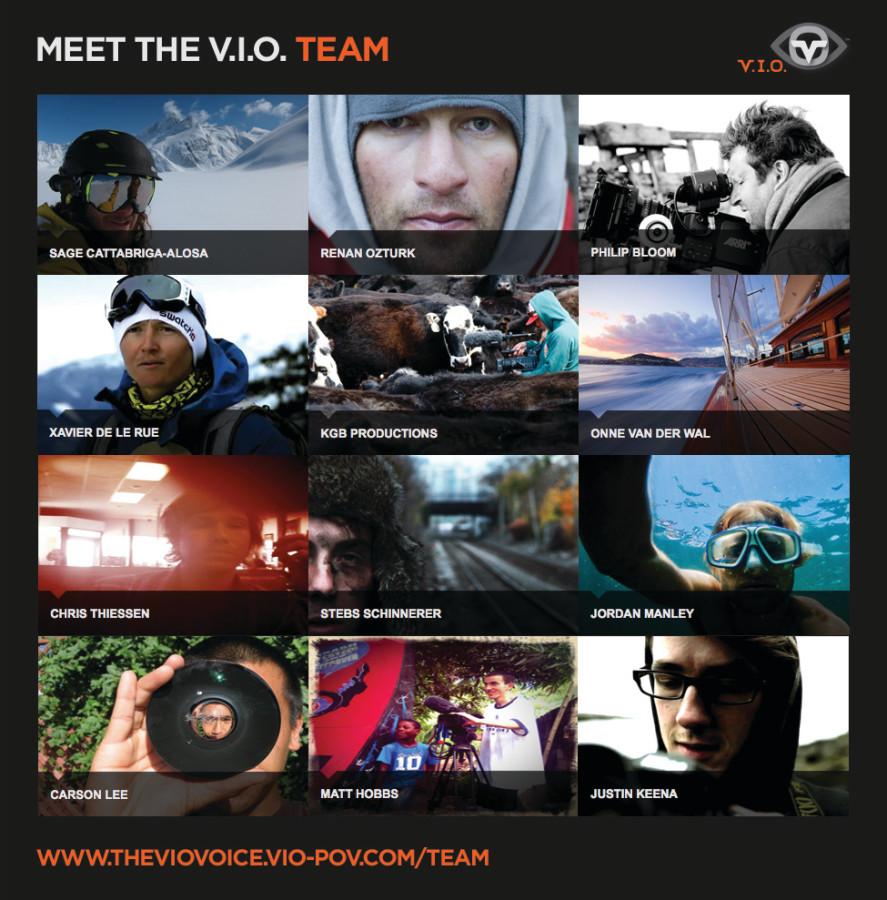 Meet the New VIO Team!